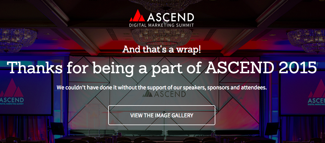 ascend digital marketing summit