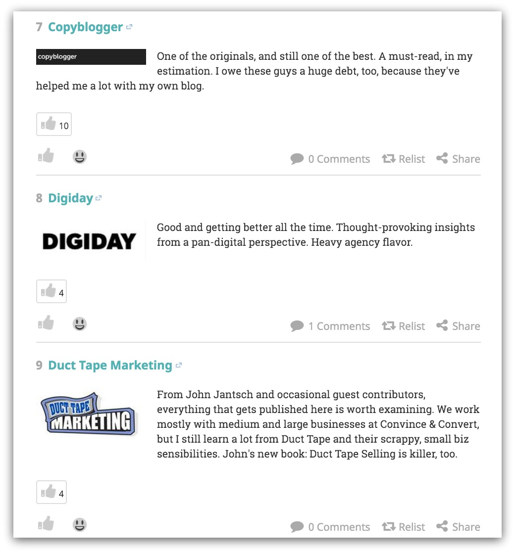 convince and convert top marketing blogs