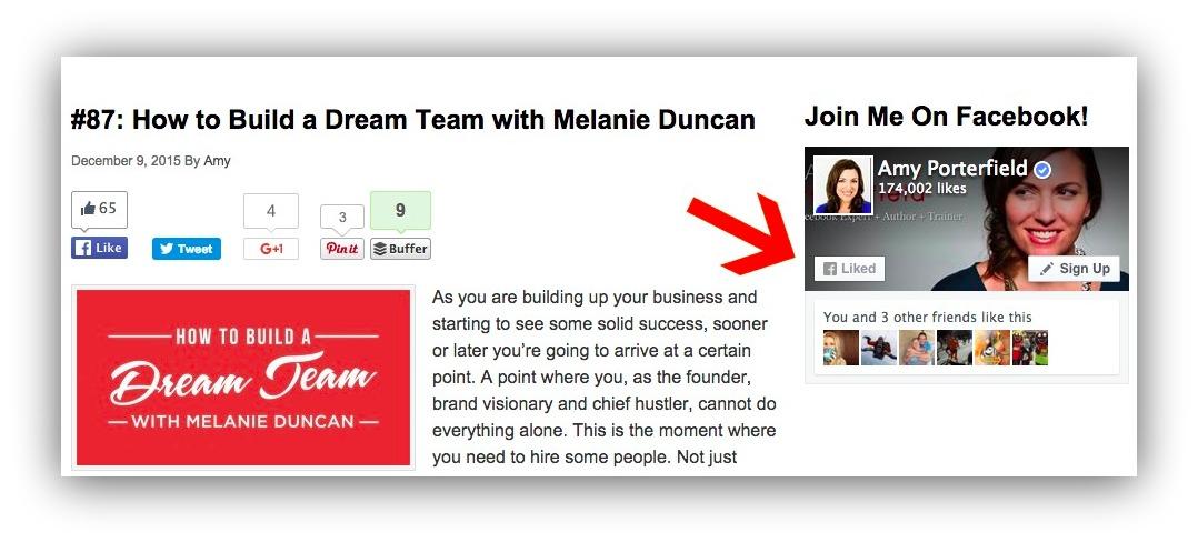 how to build a dream team with melanie duncan