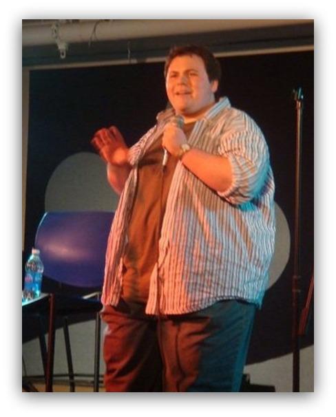 sumo comedian