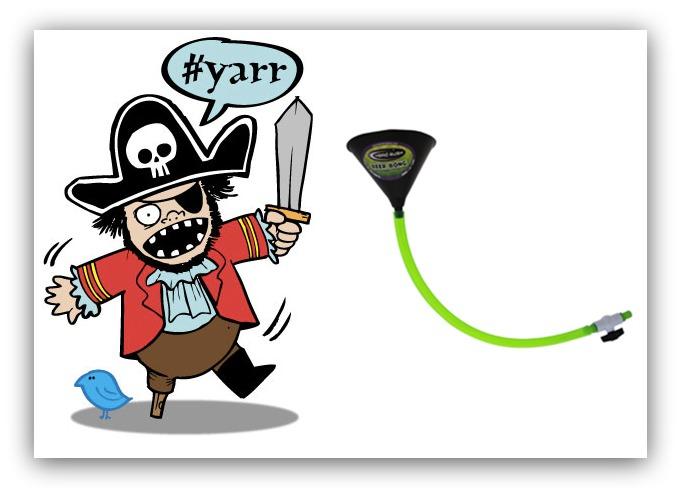 pirate funnel