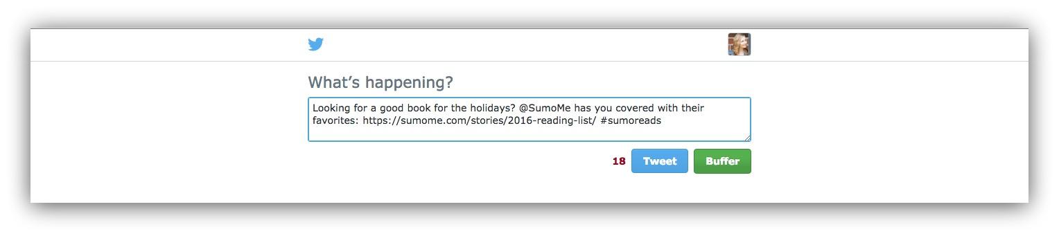 sumo sharing on twitter