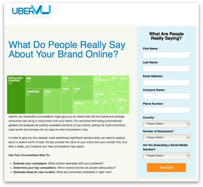 ubervu promise of an answer