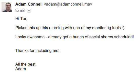 adam connell blogging wizard purcus