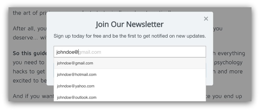 auto-email-complete-sumome