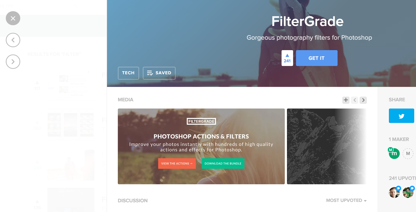 photoshop filtergrade