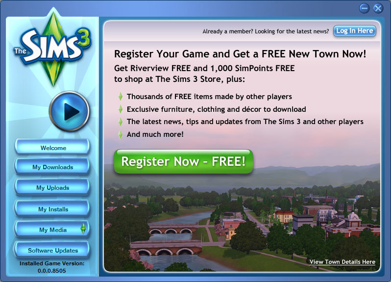 Sims 3 new value proposition example