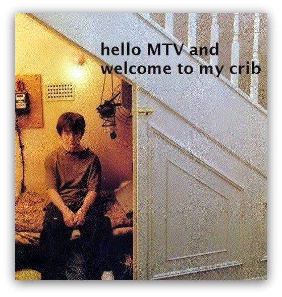 harry potter my crib