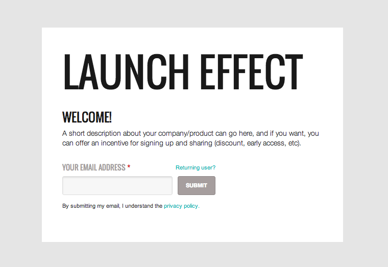 email-service-provider-landing-page