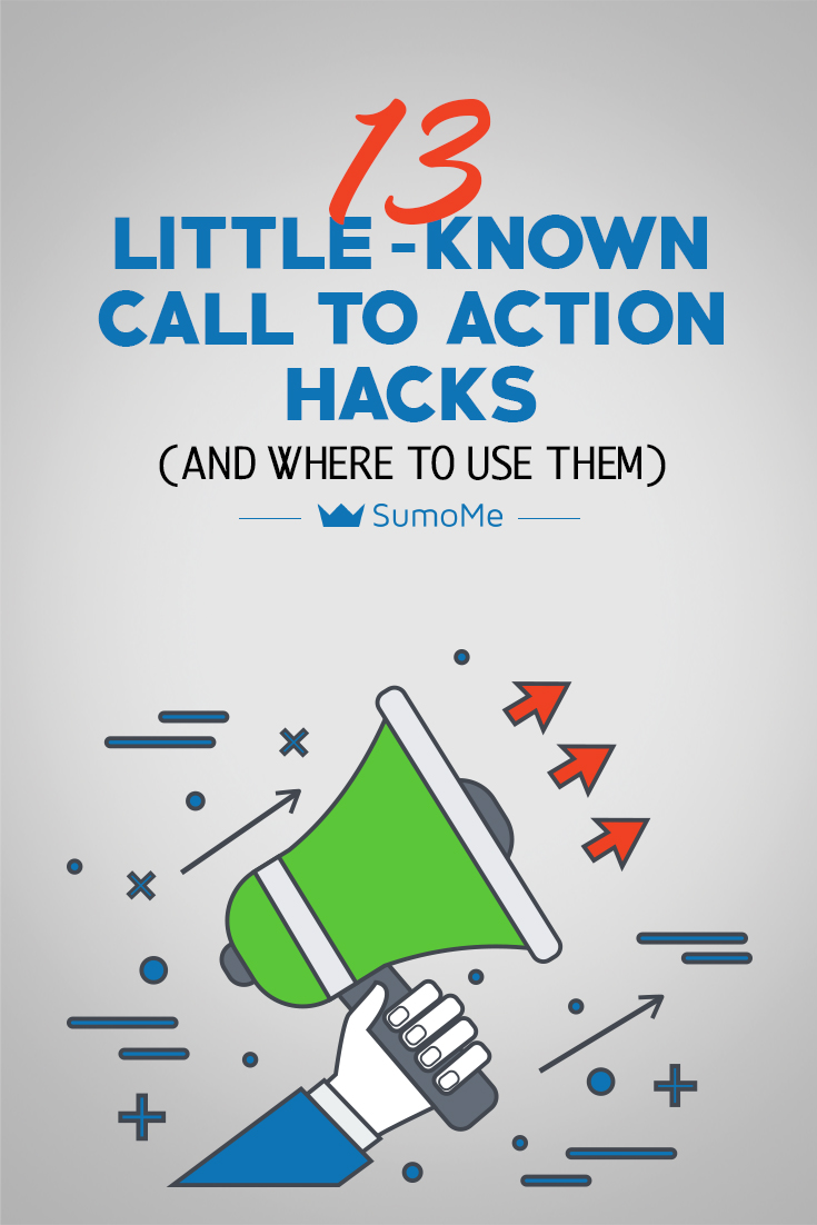 call to action websites